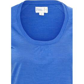 Bergans Sveve Wool Tee Lady athens blue melange